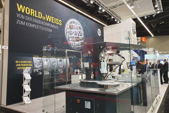 WORLD of WEISS in SPS show